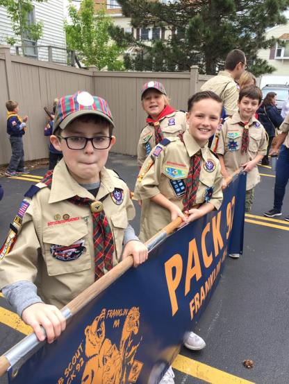 Arrow of Light Webelos