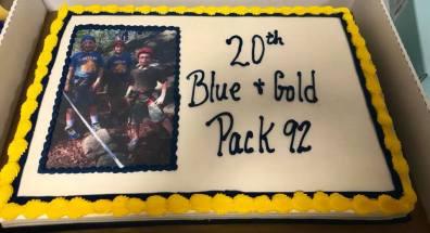 2018 BG Cake