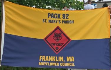 Pack Flag